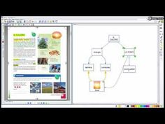 SuperMappe EVO - Come creare una Mappa dal libro digitale PDF - YouTube