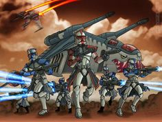 arc troopers