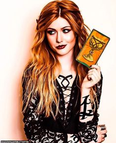 Clary Fray fanart #Shadowhunters