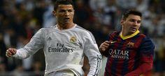 Lionel Messi Tak Anggap Ronaldo Sebagai Kawan