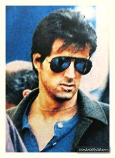 Cobra - Publicity still of Sylvester Stallone Stallone Cobra, Stallone Rocky, Pulp Fiction, Hollywood Actor, Hollywood Actresses, Sylvester Stallone Rambo, Teddy Boys, Hero Movie, Rocky Balboa