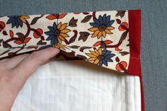How to make a duvet cover