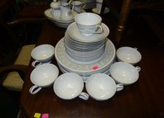 Imperial China- Whitney- 25 pieces - $49 (Patterson Antiques)