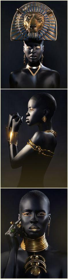 Africa Shai'la Yvonne