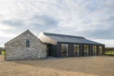 Mill Farm Barns — Orme Architecture: Architecture for the environment - Somerset - South West - UK Metal Barn Homes, Metal Building Homes, Building A House, Barn Conversion Exterior, Barn House Conversion, Barn Conversions, Barn Renovation, Cottage Renovation, Somerset