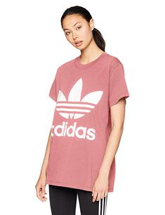 97a6b25cd Shop a great selection of adidas Originals Women s Originals Big Trefoil  Logo Tee. Find new offer and Similar products for adidas Originals Women s  ...