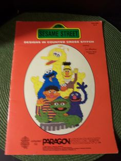 Vintage 1982 Paragon Needlecraft Sesame by doyourememberwhen