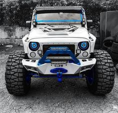 One mean Wrangler Wrangler Jeep, Jeep Rubicon, Jeep Wrangler Unlimited, Jeep 4x4, Jeep Truck, Cool Jeeps, Cool Trucks, Jeep Photos, Car Photos