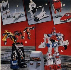 GoBots - toy ad