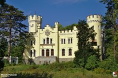 Myślibórz - Pałac