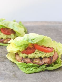 Turkey Zucchini Burgers - Just 2 ingredients! Hidden veggies make these burgers super juicy and tasty. Healthy and budget friendly too! | tastythin.com