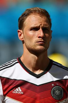 Benedikt Hoewedes (Germany) | The 23 Hottest Guys Left In The World Cup