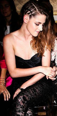 Kristen Stewart at Zuhair Murad Couture S/S 2014