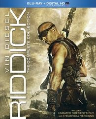 Riddick: The Complete Collection (Blu-ray) Temporary cover art