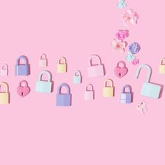 Violet Tinder Studios X Dior Love Chain Pretty Pastel, Pastel Pink, Pastel Colors, Colours, Pink Soft, Pink Wallpaper, Wallpaper Backgrounds, Iphone Wallpaper, Alluka Zoldyck