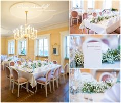 Beautiful & classy !  white and green wedding decoration, baroque theme  #weddingdecoration #whitewedding #white #green #dreamwedding