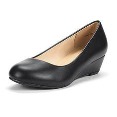 DREAM PAIRS Women's Debbie Black PU Mid Wedge Heel Pump S... https://www.amazon.com/dp/B072NF1PKR/ref=cm_sw_r_pi_awdb_t1_x_YPxTAbMS9WFVS
