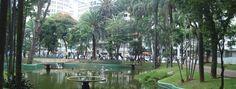 Praça da República – palco de diversas atividades culturais