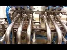 Linea confezionamento - yogurt - automatic packing line