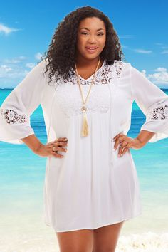 2c1ff54f8b5 91 Best Plus Size Cover Ups, Pareos and Sarongs images in 2018 ...