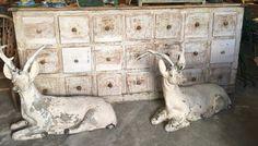 Meuble de teinturier | antiquitesdecoration Decoration, Furniture, Decor, Decorations, Decorating, Dekoration, Ornament