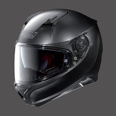 Casco Moto NOLAN N87 FLAT BLACK