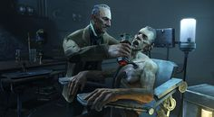 Dishonored The Brigmore Witches Screen