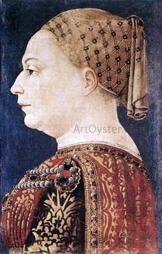 Pollaiuolo Piero del, Portrait | Portrait 16 & 17th century