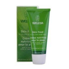 Kosmetyki naturalne, organiczne, ekologiczne - DamaBio sklep - Weleda Skin Food Krem intensywnie odżywczy skóra przesuszona 30ml