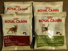 Royal Canin for cats.