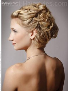 Creative updos for long hair - http://stylewu.com/creative-updos-for-long-hair.html