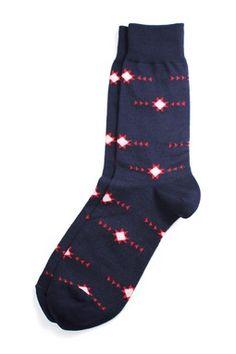 Native Sock - Navy