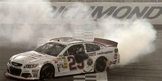 Kevin Harvick for the win!
