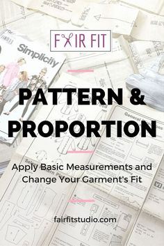 In today's post I share with you 3 places to alter your pattern that we use the most often in my private lessons to solve fit issues before you cut cut the cloth. They are quick, and worth the extra effort.