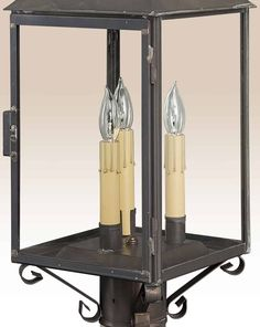 West Chester Post Light - *Lancaster County Made Outdoor Post Lights, Outdoor Lighting, Types Of Lighting, Shop Lighting, Windsor Chairs, Lancaster County, Build Your Dream Home, Chester, Bulb