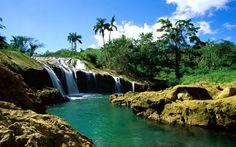 As 50 mais belas cachoeiras naturais do mundo - Cascata do paraíso