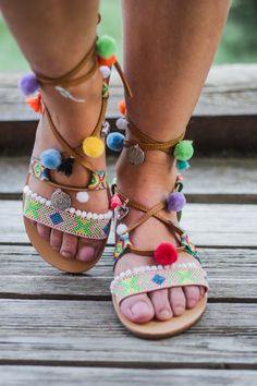 DIY des sandales «Jelly tots»