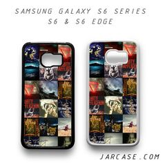music album cover 2 Phone case for samsung galaxy S6 & S6 EDGE
