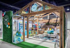 Themed Exhibit - Good Housekeeping - EXHIBITOR magazine