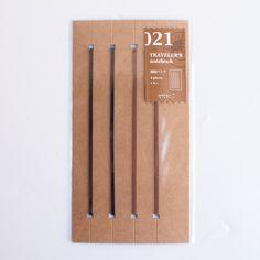 Traveler's Notebook: 021 Binding Bands