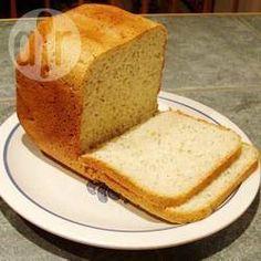 Pão de alho na máquina de pão @ allrecipes.com.br