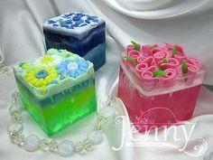 Мыло ручной работы Кубики Одесса Украина handmade soap
