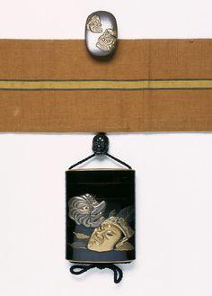 netsuke, inro and obi