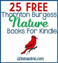 25 Free Nature Books for Kindle
