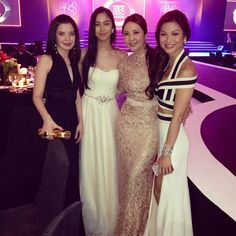 .@smalllaude | Nice to see you girls! @nicole_ortega3 @Julia Barretto @princess Violago | Webstagram - the best Instagram viewer