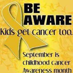Be child cancer aware  #ASICS and #BeAGoldCookie