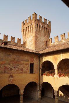 Castello di Malpaga - Italy