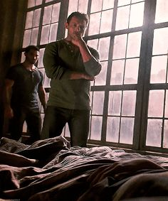 "Gif source: Here ""Imagine waking up in the Hale loft. "" ——— Request for anon ——— ""I honestly have never met someone who can sleep so long,"" Peter huffed, crossing his arms, ""and so deeply. Teen Wolf Peter, Teen Wolf Boys, Teen Wolf Stiles, Teen Wolf Cast, Derek Hale, Wolf Love, Bad Wolf, Mtv Tv, Wattpad"