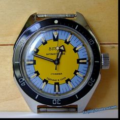 236df6a15b1 Vostok amphibia antimagnetic mod (USSR