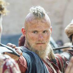 "Gefällt 21 Mal, 1 Kommentare - Earl of Kattegat (@vikingsofturkey) auf Instagram: ""#vikings #alexanderludwig #bjornironside #historyvikings"""